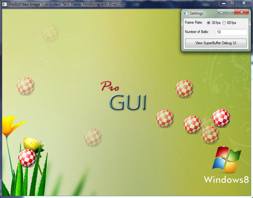 PureBasic Forum • View topic - ProGUI V1 38 UI Library